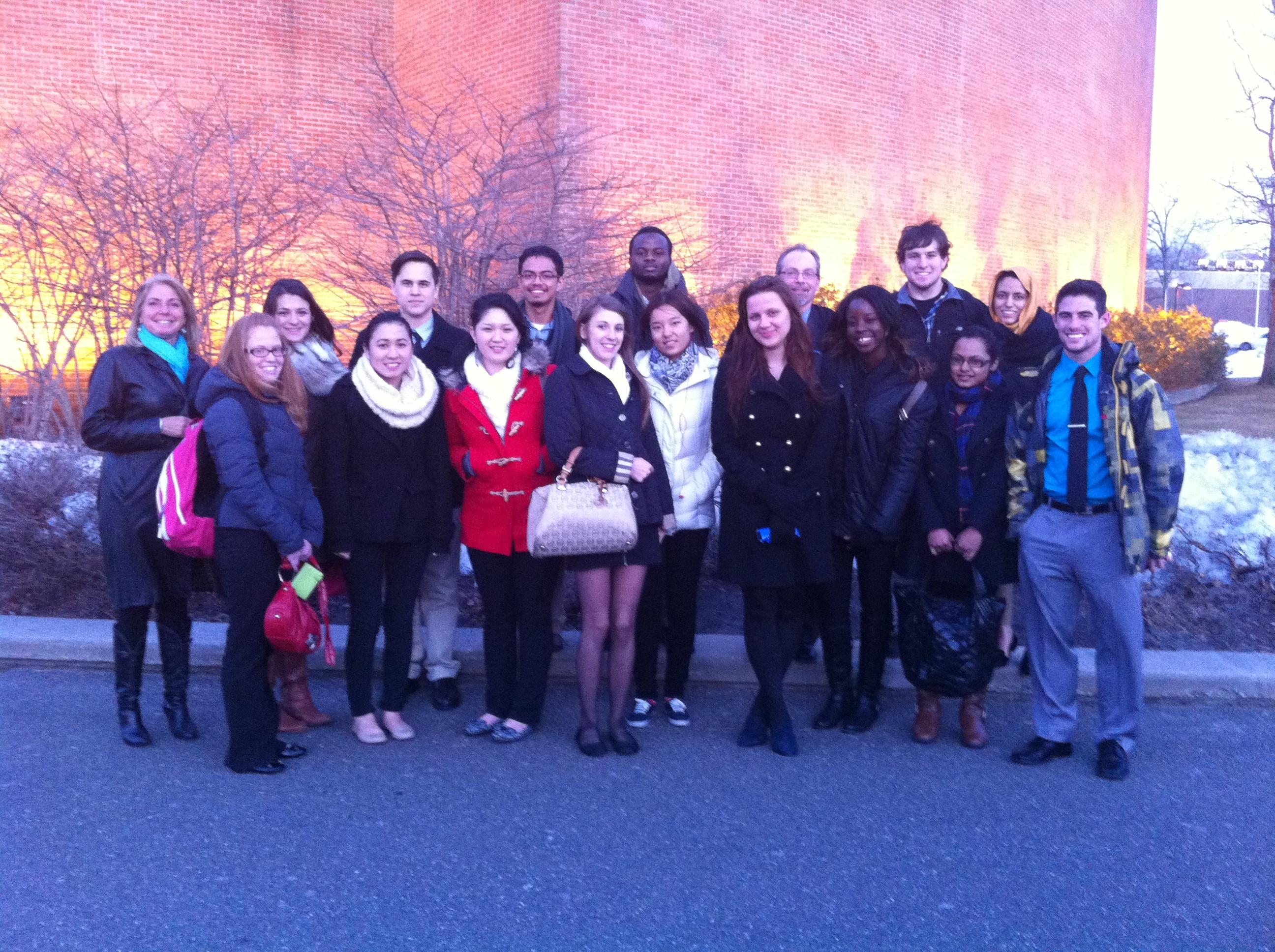 Stony Brook Undergraduate